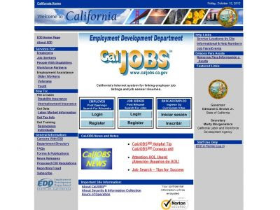 California Unemployment Job Search Requirements