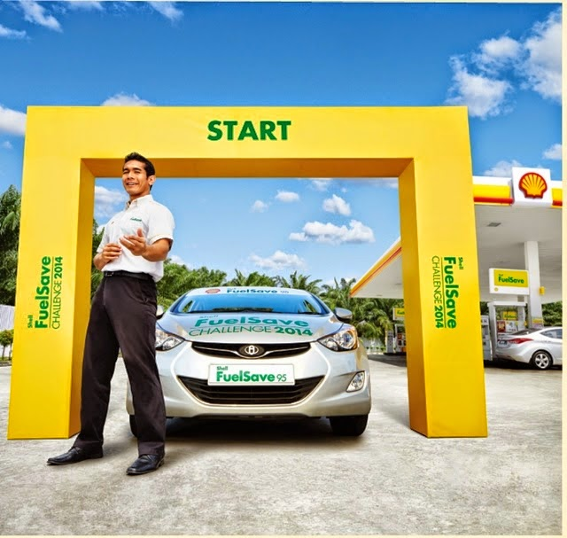 Join the Shell FuelSave 95 Challenge today!