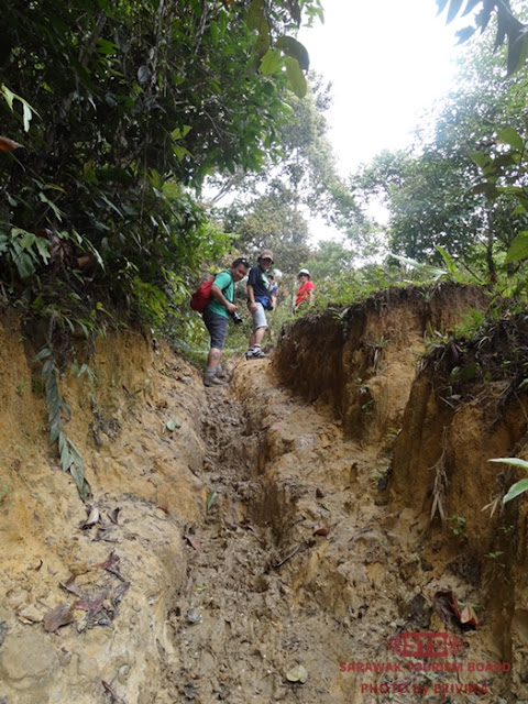 Sarawak Malaysia Borneo Adventure Trekking