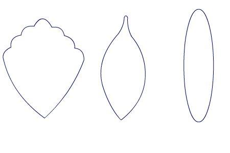 Kositas Nayis's: Orquidea en masa flexible