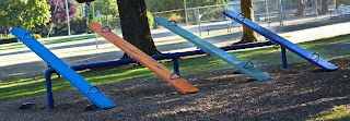 Image credit: <a href='http://www.123rf.com/photo_15109768_multi-colored-teeter-totter.html'>jadthree / 123RF Stock Photo</a>