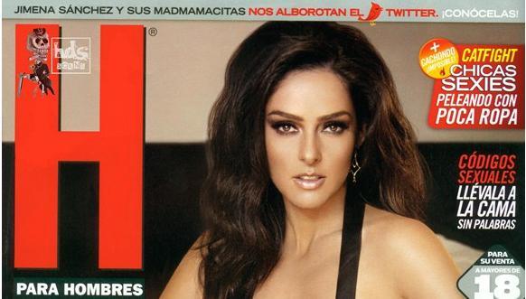 Andrea Garcia Revista Para Hombres