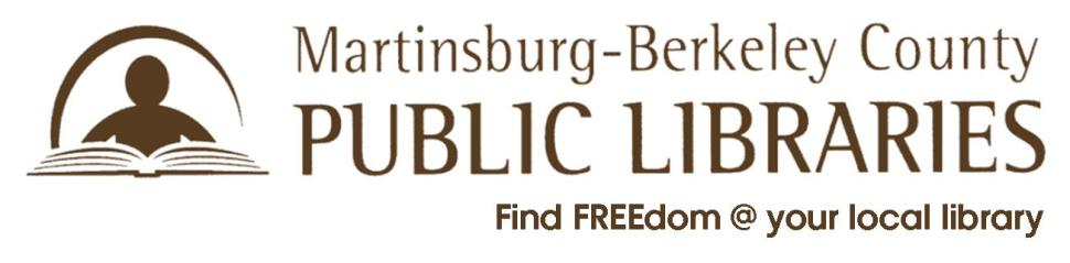 Martinsburg-Berkeley County Public Libraries