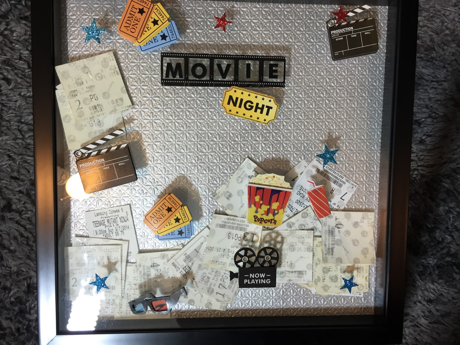 Sheu0027s Wright  Create Your Own Movie Ticket