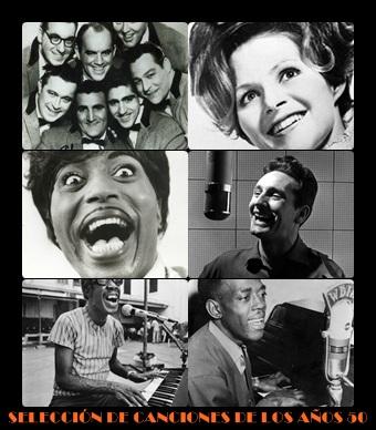 M sica esencial en mp3 los maravillosos a os de la m sica - Musica anos 50 americana ...