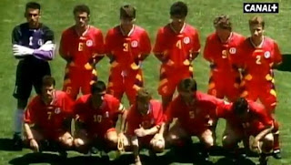 Rumanía 1994