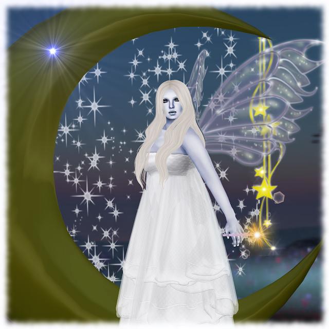 MoonFairy Blue Moon