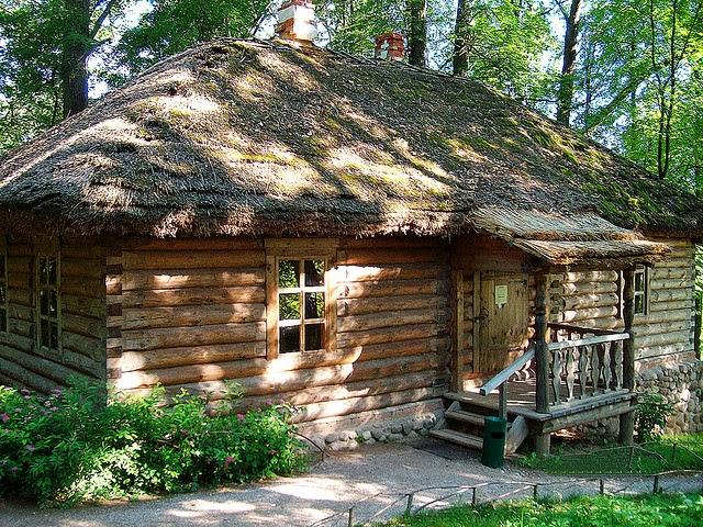 Vivienda y urbanismo pretextosparareflexion - Casa rural de madera ...