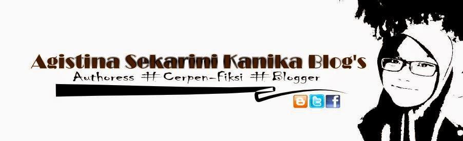 Agistina Sekarini Kanika Blog's