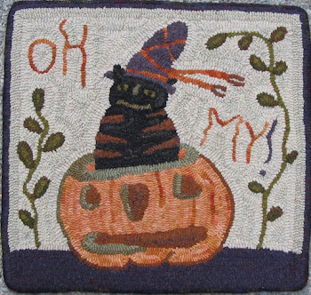 Looking for MORE of my rug hooking patterns?