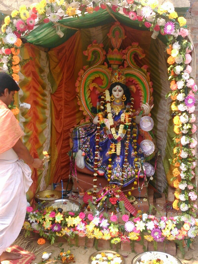 essays on durga puja in hindi
