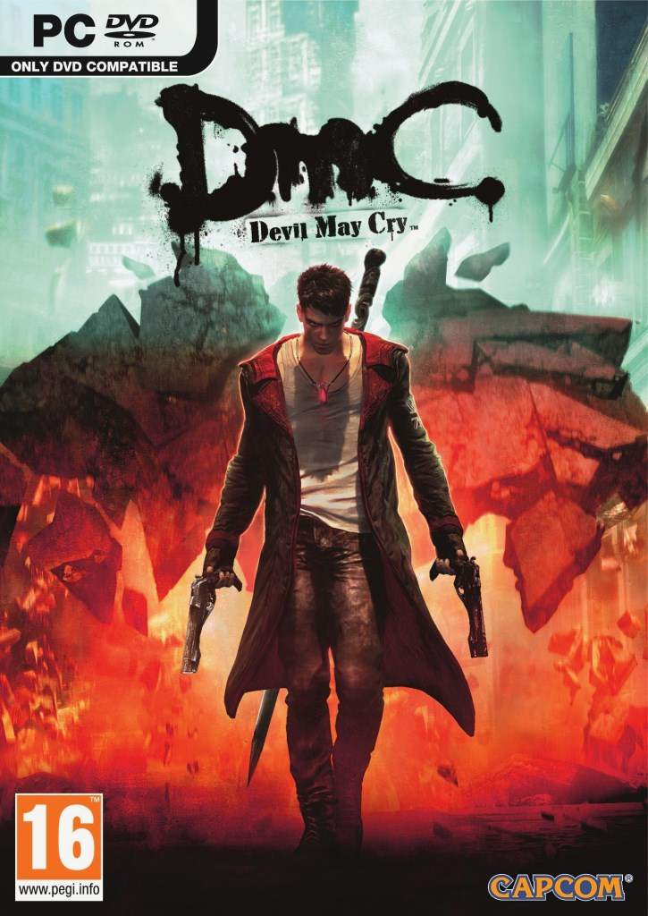 DMC DEVIL MAY CRY