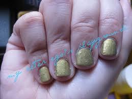 Why bubbling nail polish after application?
