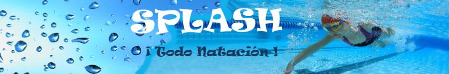 ¡SPLASH! Todo Natación
