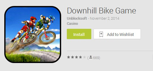 Download game downhill terbaru untuk android