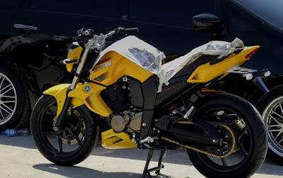 Modif Yamaha Byson Bandung