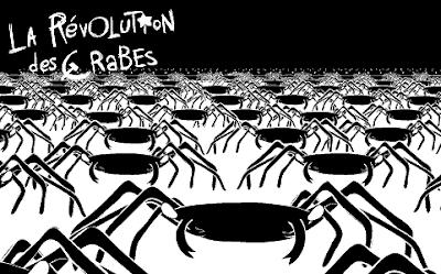 Imagen de la Révolution des Crabes