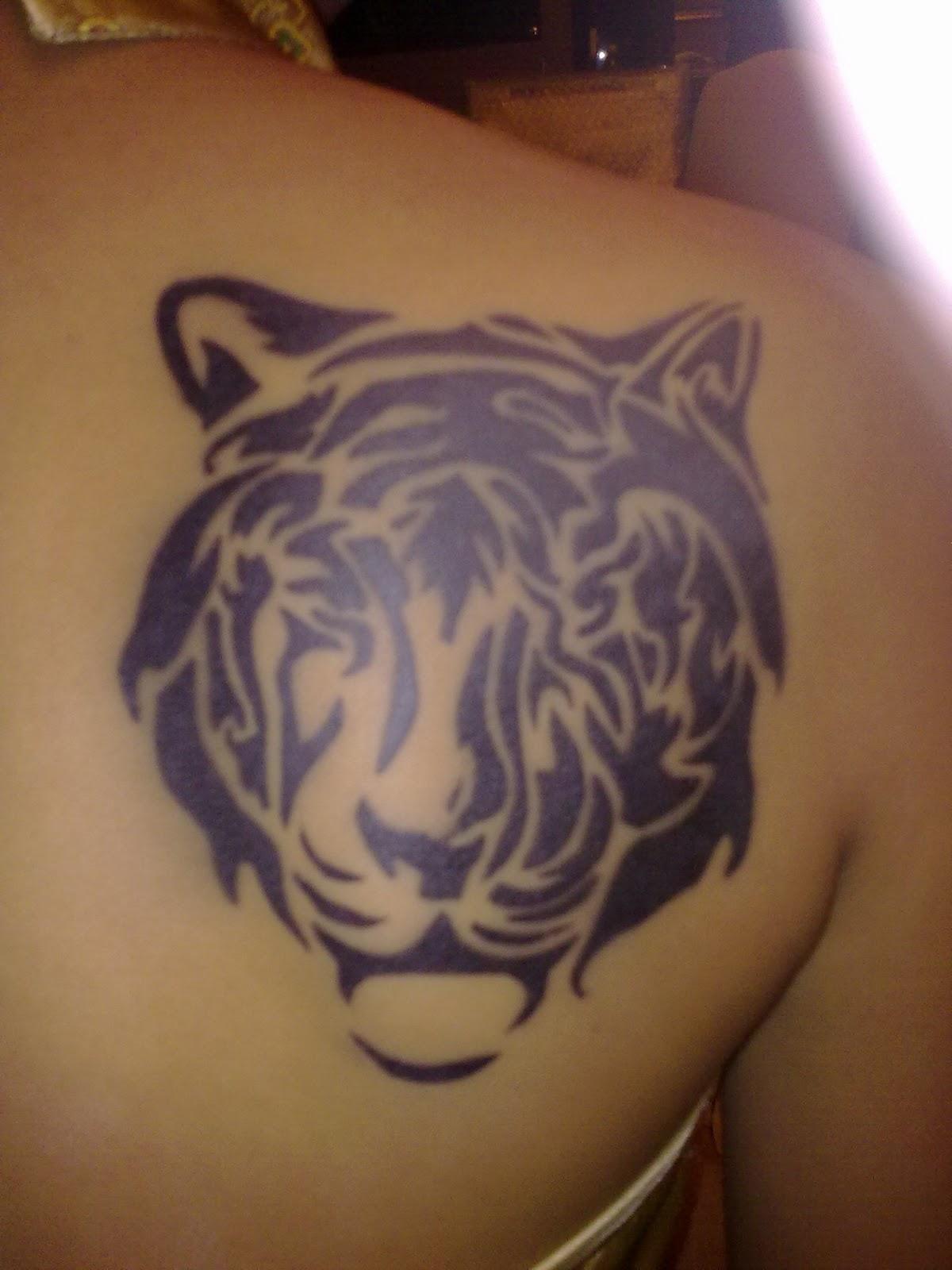 Tiger tattoos for girls zentrader for Tiger tattoo for girl