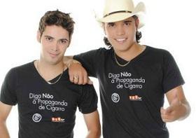 Dupla sertaneja Marcos Moura e Cristiano