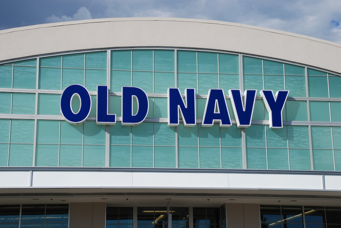 Coupon to save $5 on a $25 Old Navy Purchase