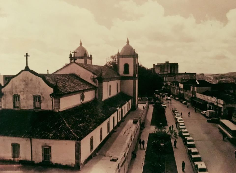 Santuário da Matriz de N.S.da Piedade de Barbacena MG
