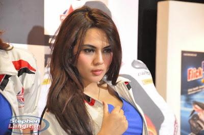 Foto hot Dan Sexy Anggita Sari
