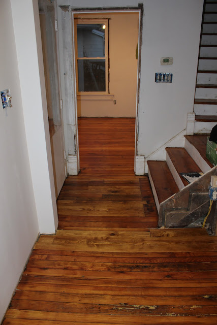 Mcr 39 s thoughts a lengthy update on our house project for Zap wood floor cleaner