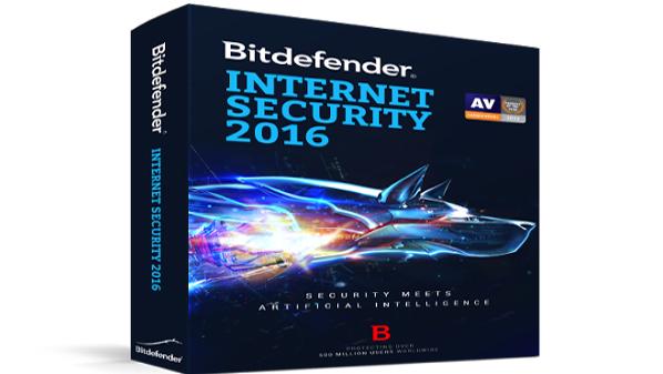 طريقة الحصول على برنامج Bitdefender Internet Security 2016 مجانا