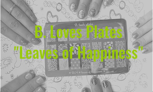 """Cztery pory roku z """"Leaves of Happiness"""" – najnowsza płytka B. Loves Plates w akcji"""