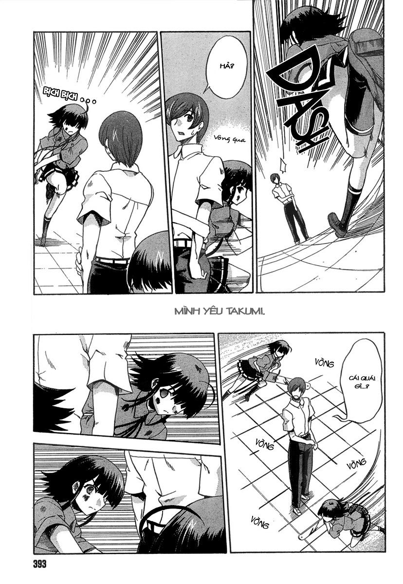 Saitama Chainsaw Shoujo: Chapter 6