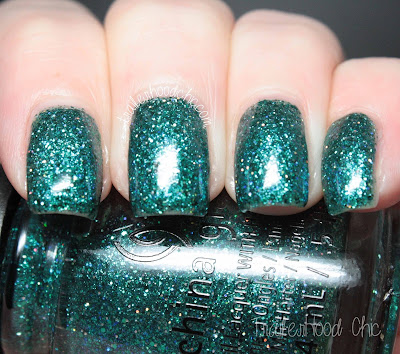 china glaze cheers holiday review swatches i soiree i didnt do it