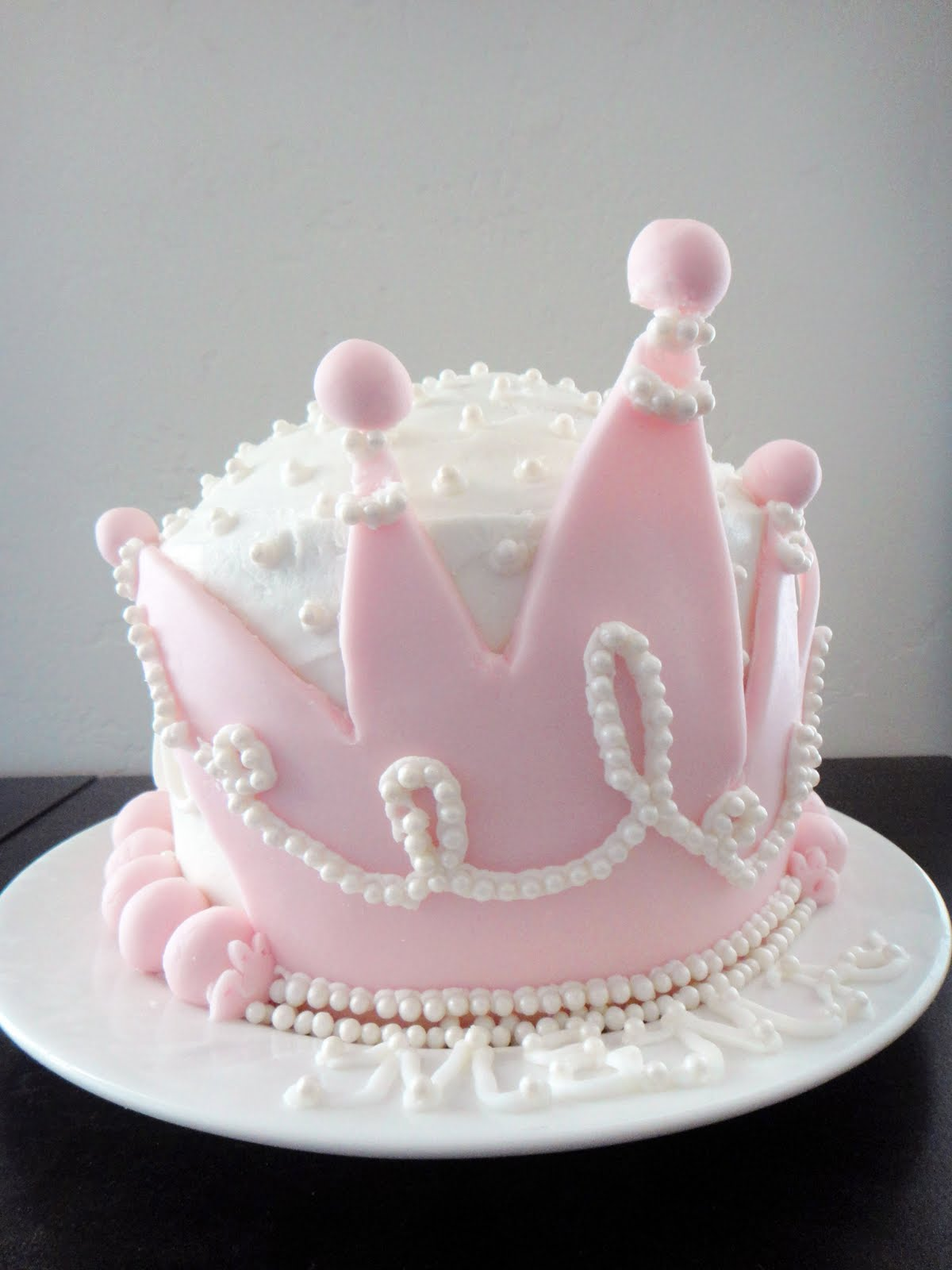 Princess Cake Design : Princess Cake