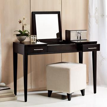 Modern home interior design make up table design ideas for Modern make up table