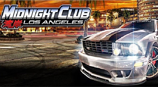 download Game Midnight Club L.A Remix for PPSSPP Android