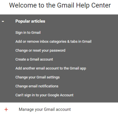 how to delete gmail without password