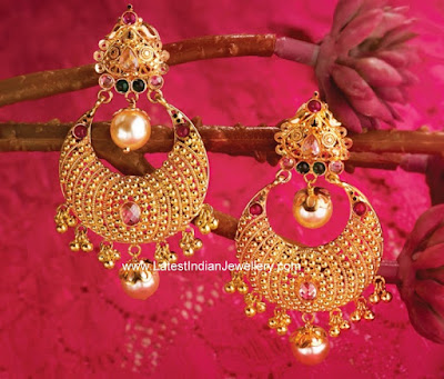 Chand Bali Earrings from GRT