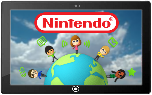 Nintendo Mobile Mock Picture