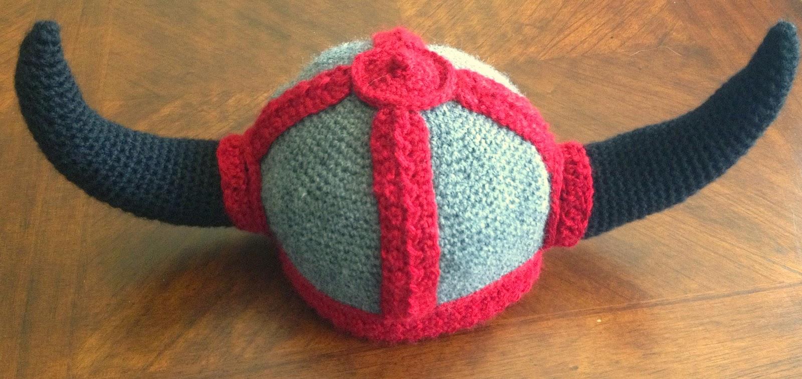 Illuminate Crochet: Viking Hat
