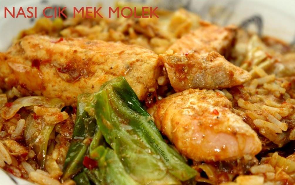 Nasi Cik Mek Molek ~ resep masakan dan minuman