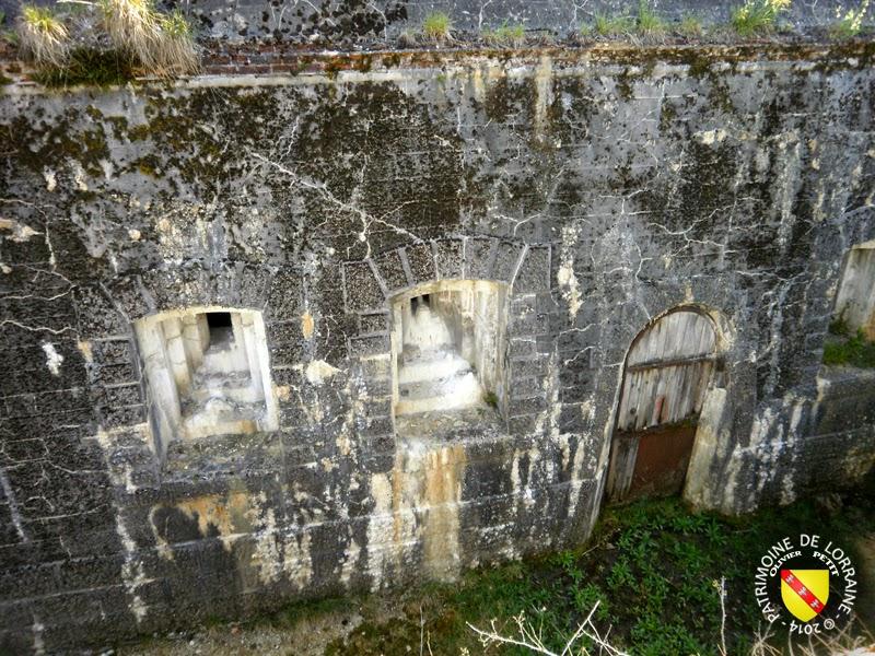 VILLEY-LE-SEC (54) - Fort Séré de Rivières (1874-1918)
