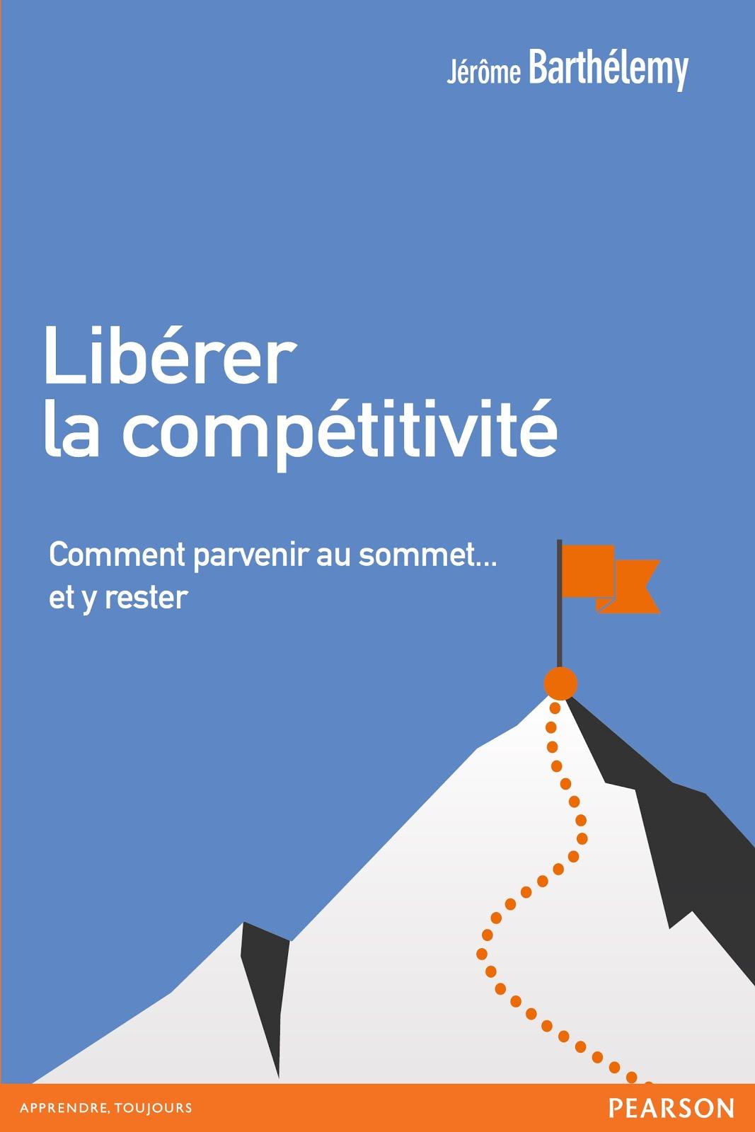 Libérer la compétititivité a obtenu le prix FNEGE - EFMD du meilleur livre de management en 2017