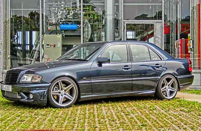 mercedes benz w202 c230 kompressor benztuning. Cars Review. Best American Auto & Cars Review