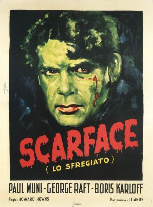 Affichons les affiches - Page 5 Scarface