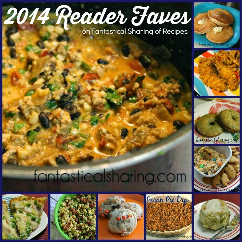 It's all about fantastical food on the blog and it's fun to see what YOU, the readers, love. Here are the Reader Faves of 2014 #Countdownto2015 #favorite