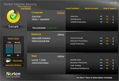 Norton Internet Security 2010 download