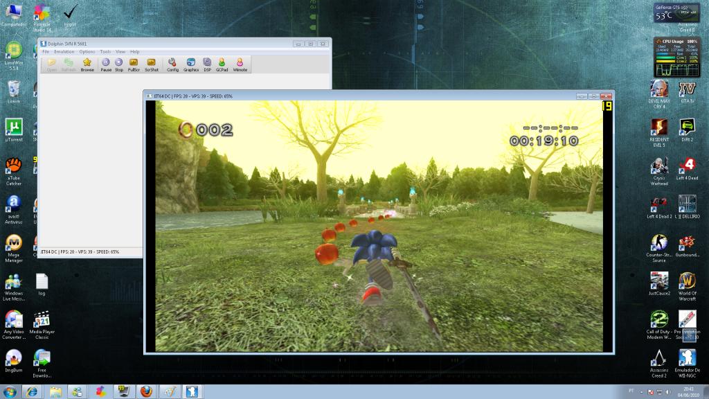 Baixar - Emulador Dolphin - Jogos de GameCube/Wii no PC