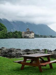 西庸古堡 (Château de Chillon)~ 瑞士 (Switzerland)