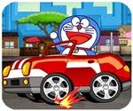 Doremon lái xe, chơi game hoạt hình doremon hay