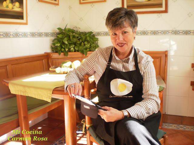 Mi cocina la cocina nos une concursos de canal cocina - Diana cabrera canal cocina ...