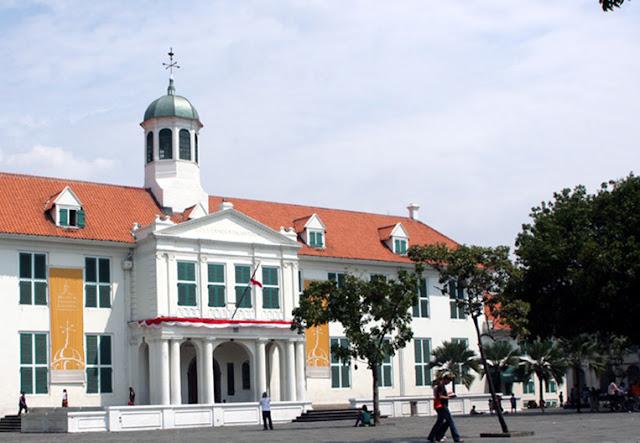 Wisata Sejarah ke Museum Fatahillah Jakarta 2